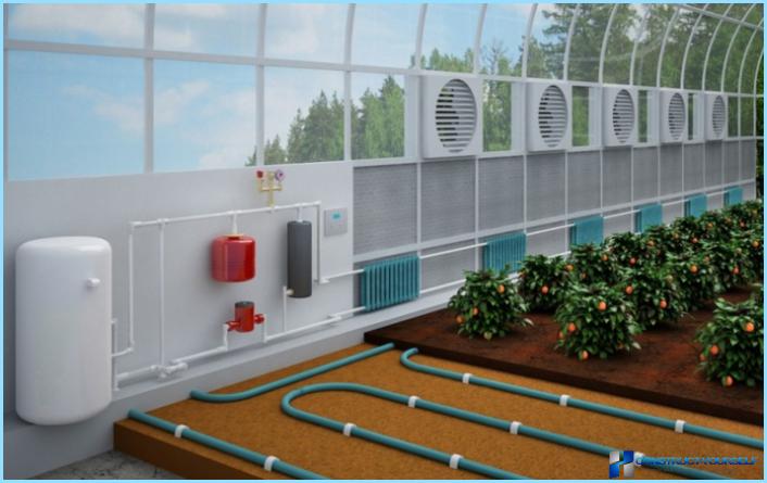 Gør-det-selv drivhusopvarmning