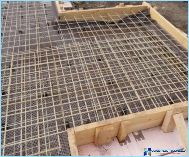 DIY beton gangbro