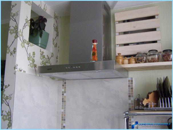 Sådan installeres kogepladen i bordpladen