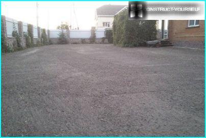 Bodenverdichtung unter dem Rasen