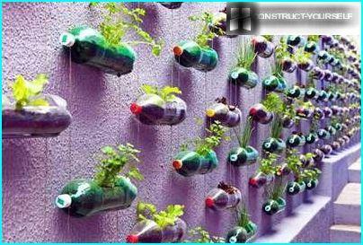 Pudeļu siena