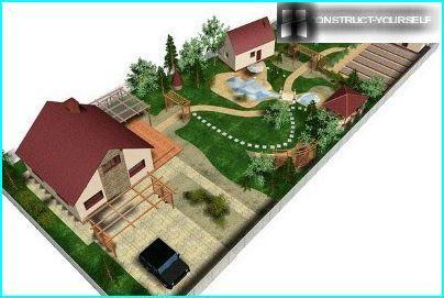The scheme area