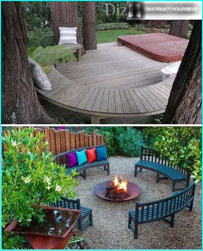 The best option of furniture for the garden
