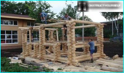 Logkonstruktion