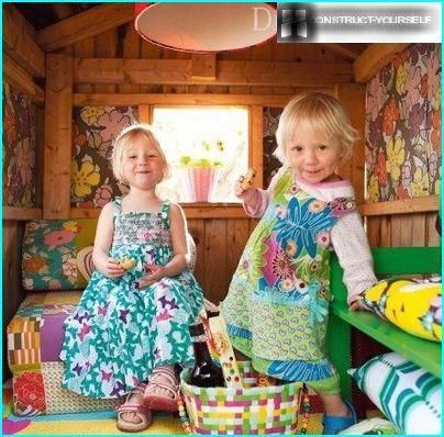 Bērni rotaļu namā