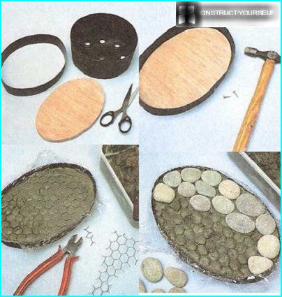 Landdesign mit Exotik: Eine Technik zur Herstellung von Arbosculpts aus Bäumen