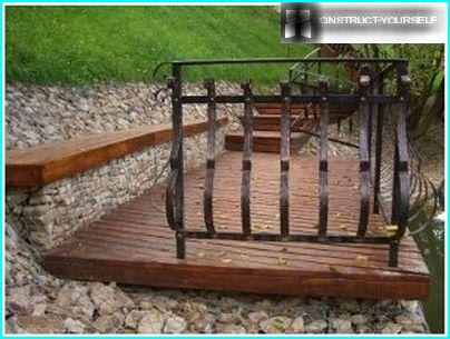 L'uso di gabbioni nella progettazione della costa di un bacino idrico