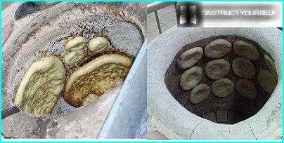 Itämaiset kakut ja samsa tandoorissa