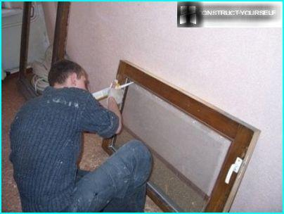 Fensterisolierung