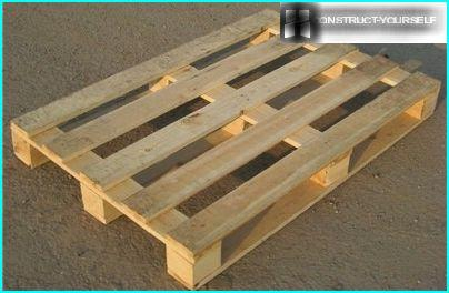 Pallet - Forniture