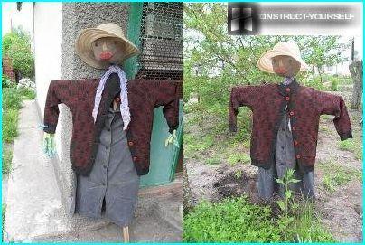 Hat og tørklæde