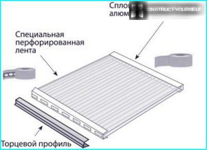 Polykarbonaattilevyjen reunojen ja avoimien päiden tiivistäminen