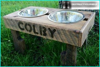 Original feeder for dogs