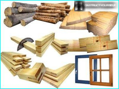 Material for benches