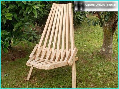 Kentuki saliekamais krēsls