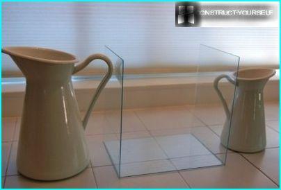 Limning af glasemner