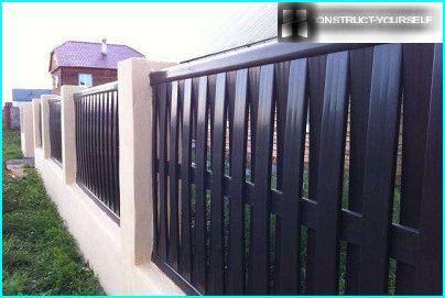 PVC hegn