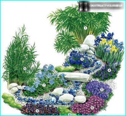 Organize the garden in accordance with the rules of Feng Shui: a detailed analysis of each zone