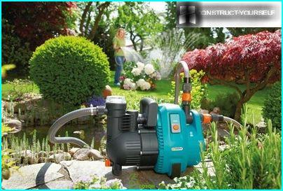 Feature of submersible pump
