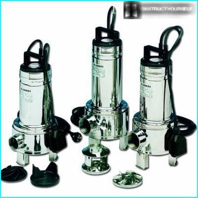 Fecal pumps