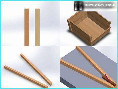 Trillebår konstruktion (del1)