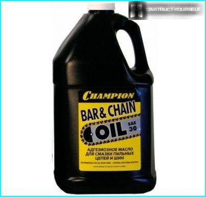 Champion du pétrole