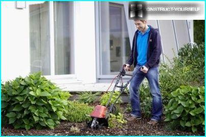 Cultivador eléctrico