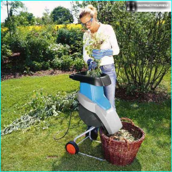 Amateur Garten Shredder Systeme