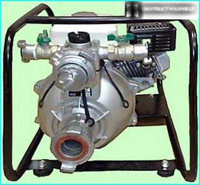 Universal kompakte motorpumper