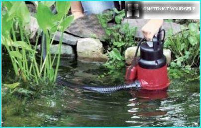 Pompe de drainage