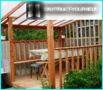 DIY Polycarbonat Pavillon: Merkmale der Bautechnologie
