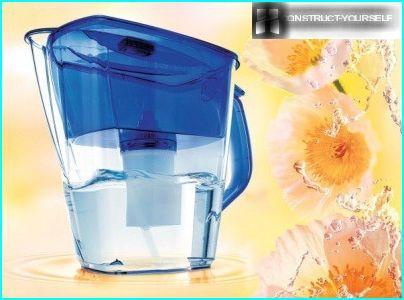 Filter jug
