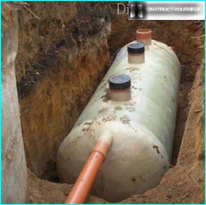 Capacity for Sewerage