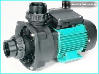 Non-self-priming pump