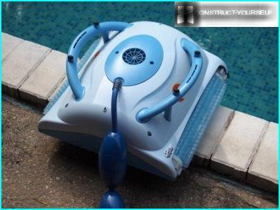 Dolphin Galaxy Robot -pölynimuri