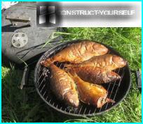 Mökkin savuhuoneisto: suunnitteluvaihtoehdot kylmälle ja kuumalle tupakoinnille