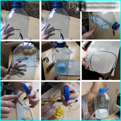 MK skaber en plastikflaskefremfører
