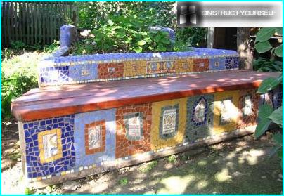 Dekorative Hackschnitzel: Gartenmulchdekoration
