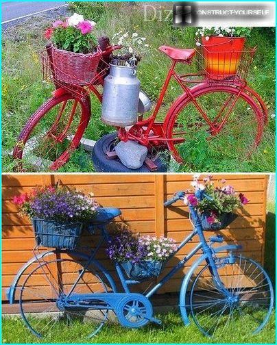 Vedhæftningsmuligheder for blomsterpotter