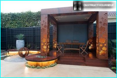 Dekorer huset utenfor med ytterkledning: materialoversikt + installasjonsinstruksjoner