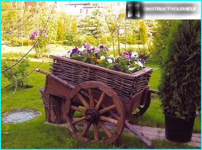 DIY puutarhapenkki: kuusi hanketta jokaiseen makuun