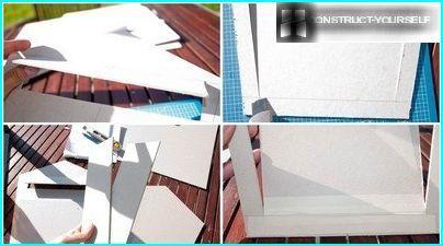 Cutting design details