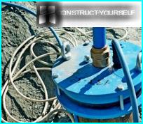 DIY-hoved til brønden: enheds- og installationsregler