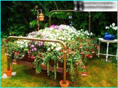 Gulta ar ziediem