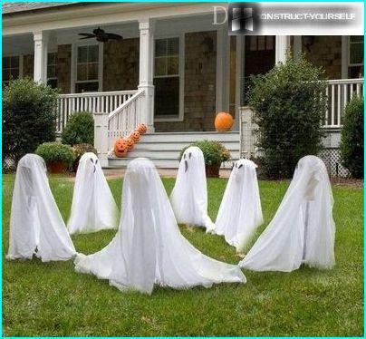 Fantômes de danse ronde