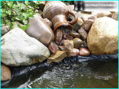 Dārza skulptūra kā vienkāršākais un efektīvākais dārza rotāšanas veids